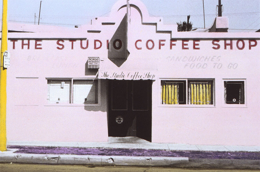 Studio Coffee Shop - Jane Krensky Photography