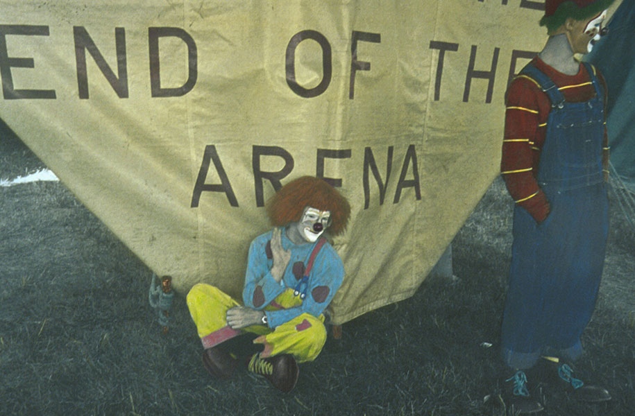 End of the Arena - Jane Krensky Photographer